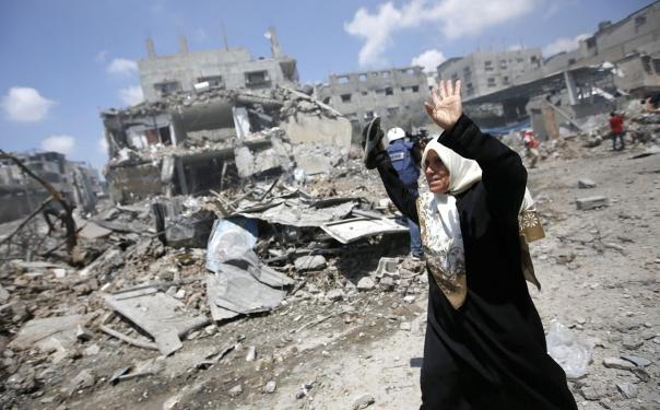 Israeli ground operation in Gaza