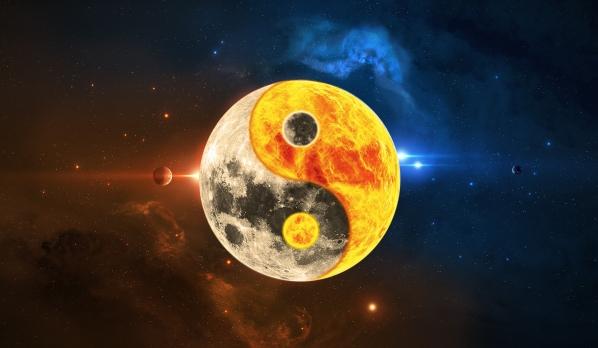 ying-yang galáctico
