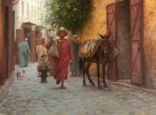 a-familiar-path-fez-morocco