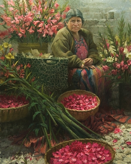 flowers-market-queen-chichicastengo