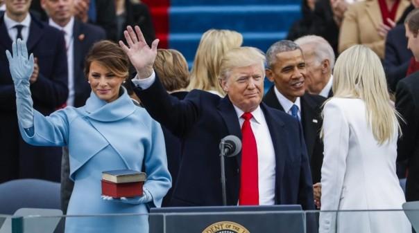 Donald Trump jura como presidente de Estados Unidos