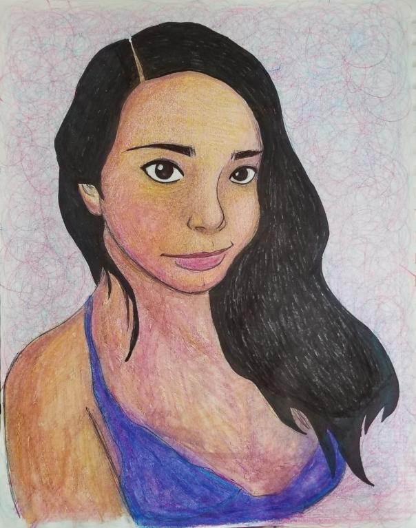 Dibujo Laura