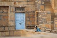 Jaisalmer mezquita